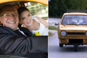 Tomislav je kasnio na vlastito vjenčanje pa stigao u trokolici: 'Automobil mi nije htio upaliti', Brak na prvu