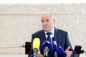 Saborska oporba zadovoljna je odlukom Vrhovnog suda, Bačić: 'HDZ nije koruptivna stranka'
