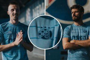 Dinamo predstavio novi dres u čast 102 godine od 1. utakmice
